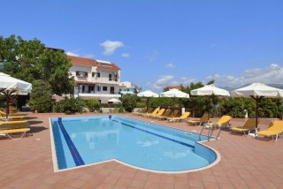 bella vista apartments in kefalonia